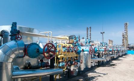 Die Gasindustrie