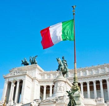 Italien befreit sich aus Rezession
